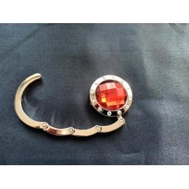 Tassenhaak Rode Diamant